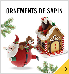 Ornements de sapin
