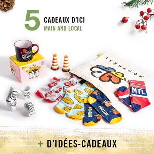 12387 - Concours Calendrier de l'avent de Renaud-Bray: 25 paniers-cadeaux pour 25 jours