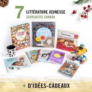12389 - Concours Calendrier de l'avent de Renaud-Bray: 25 paniers-cadeaux pour 25 jours