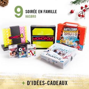 12391 - Concours Calendrier de l'avent de Renaud-Bray: 25 paniers-cadeaux pour 25 jours