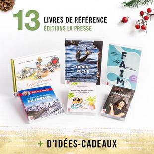12395 - Concours Calendrier de l'avent de Renaud-Bray: 25 paniers-cadeaux pour 25 jours