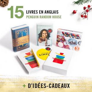 12397 - Concours Calendrier de l'avent de Renaud-Bray: 25 paniers-cadeaux pour 25 jours
