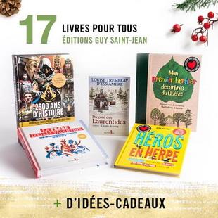 12399 - Concours Calendrier de l'avent de Renaud-Bray: 25 paniers-cadeaux pour 25 jours