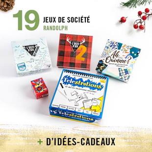 12401 - Concours Calendrier de l'avent de Renaud-Bray: 25 paniers-cadeaux pour 25 jours