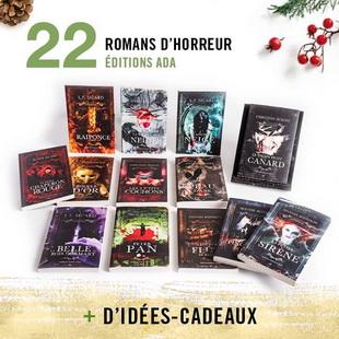 12404 - Concours Calendrier de l'avent de Renaud-Bray: 25 paniers-cadeaux pour 25 jours