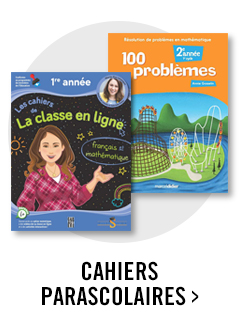 Cahiers parascolaires